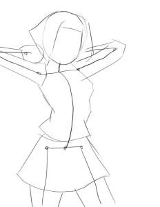 Как-нарисовать-сакуру-карандашом-поэтапно-2