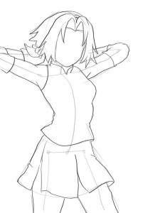 Как-нарисовать-сакуру-карандашом-поэтапно-3