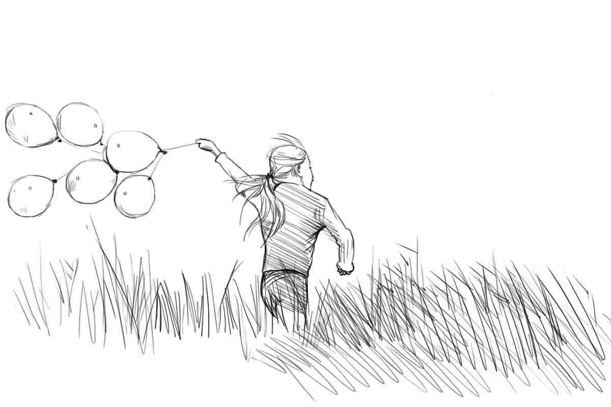 Как нарисовать шарики?