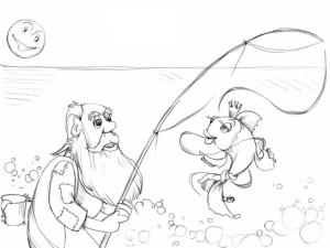 Как-нарисовать-сказку-карандашом-поэтапно-5