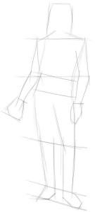 Как-нарисовать-скелет-карандашом-поэтапно-1