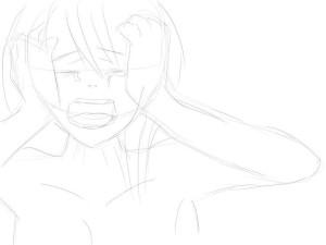 Как-нарисовать-слезы-карандашом-поэтапно-2