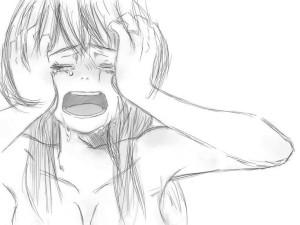 Как-нарисовать-слезы-карандашом-поэтапно-4