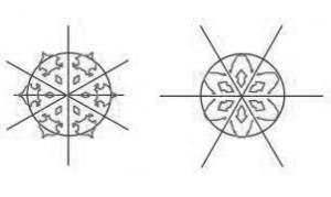 Как-нарисовать-снежинку-2