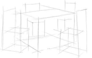 Как-нарисовать-стол-карандашом-поэтапно-1