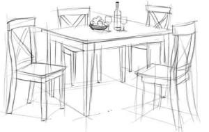 Как-нарисовать-стол-карандашом-поэтапно-3