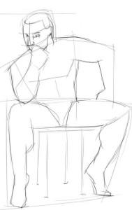 Как-нарисовать-тело-человека-карандашом-поэтапно-2