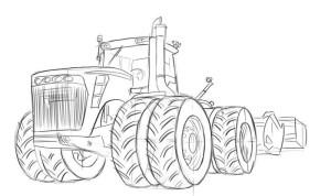 Как-нарисовать-трактор-карандашом-поэтапно-5