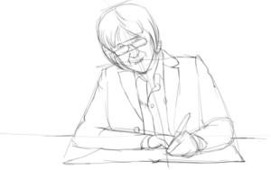 Как-нарисовать-учителя-карандашом-поэтапно-2