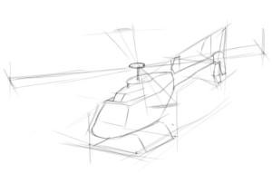 Как-нарисовать-вертолет-карандашом-2