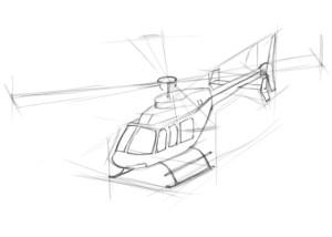 Как-нарисовать-вертолет-карандашом-3