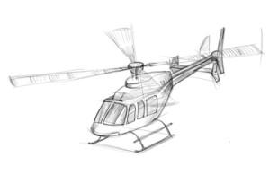 Как-нарисовать-вертолет-карандашом-4