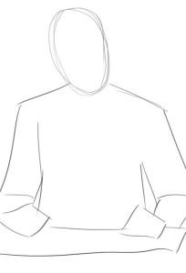 Как-нарисовать-врача-карандашом-поэтапно-1