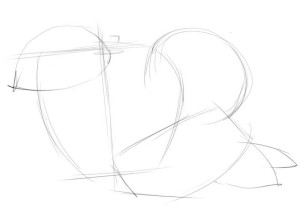 Как-нарисовать-яблоко-карандашом-поэтапно-1