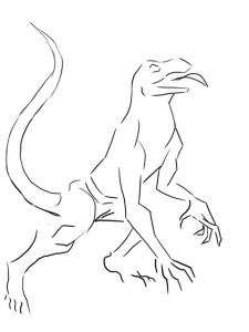 Как-нарисовать-ящерицу-карандашом-3