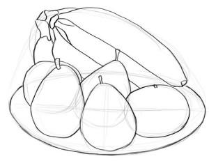 как-нарисовать-фрукты-карандашом-поэтапно-3