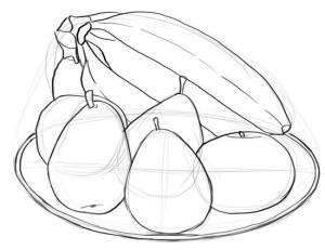 как-нарисовать-фрукты-карандашом-поэтапно-4