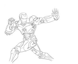 как-рисовать-железного-человека