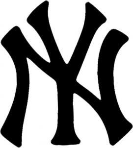Как нарисовать Нью-Йорк Янкиз