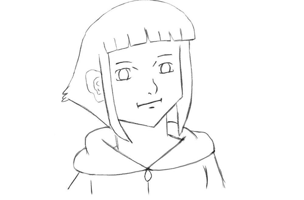 Как нарисовать аниме детям