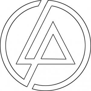 Как нарисовать Linkin Park
