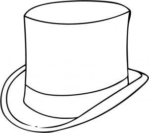 Как нарисовать шляпу?