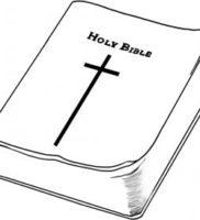Как нарисовать Библию