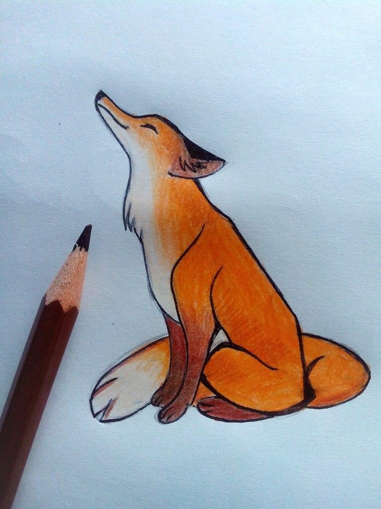 Уроки рисования рисуем карандашами