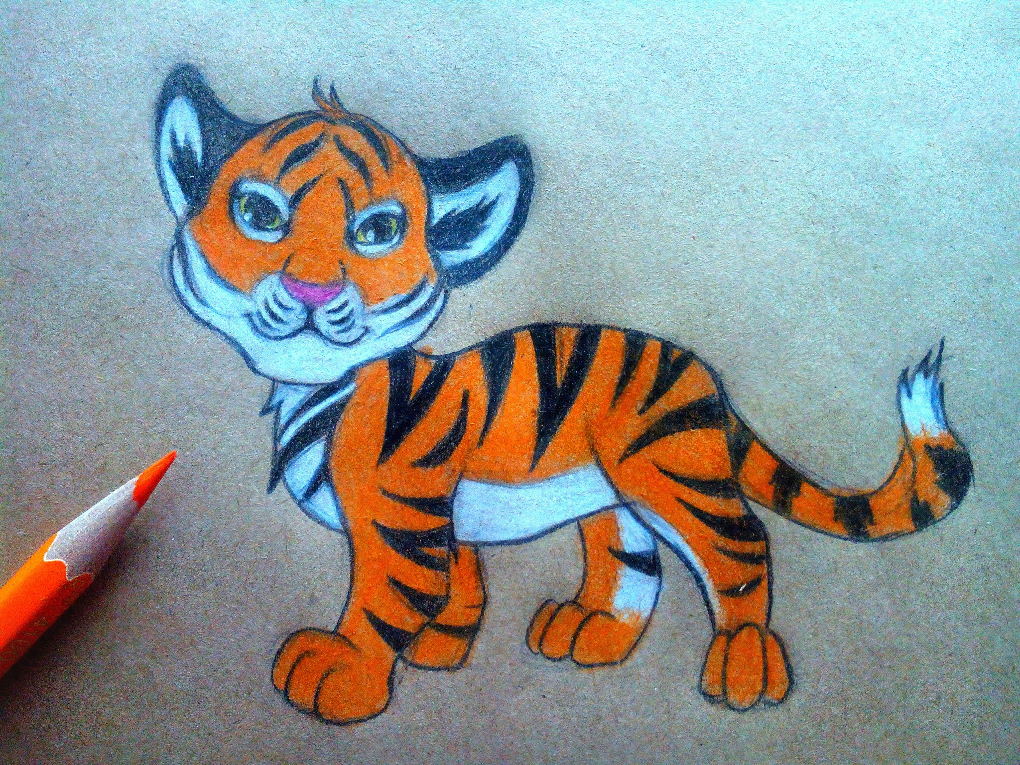 Как нарисовать 3d рисунки простым карандашом