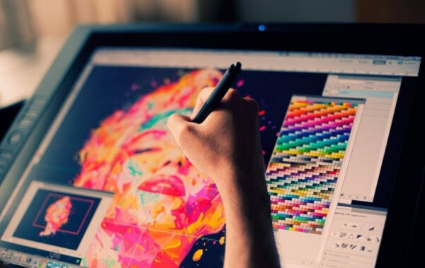 Как стать профессиональным художником с помощью интернета?