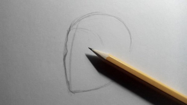 Как нарисовать голую женщину поэтапно