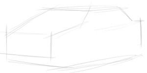 Как-нарисовать-ВАЗ-2115-карандашом-поэтапно-1