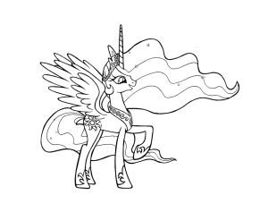 принцессу селестию5