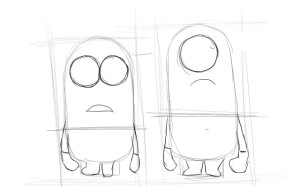 Как-нарисовать-Миньона-карандашом-поэтапно-2