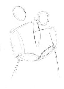 Как нарисовать маску?1