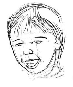 как-нарисовать-ребенка-карандашом-3