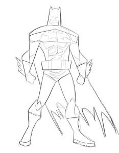 Как-нарисовать-Бэтмена-карандашом-поэтапно-3