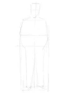 Как-нарисовать-костюм-карандашом-поэтапно-2