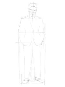 Как-нарисовать-костюм-карандашом-поэтапно-3