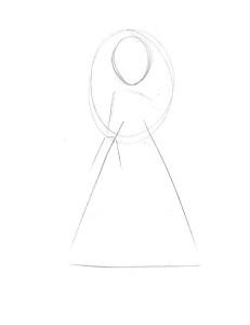 Как-нарисовать-куклу-карандашом-поэтапно-1