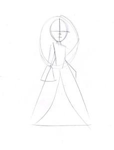 Как-нарисовать-куклу-карандашом-поэтапно-2