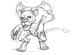 Как-нарисовать-монстра-карандашом-3