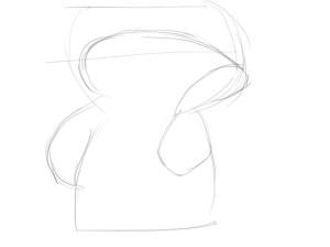 Как-нарисовать-монстра-карандашом