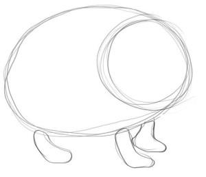 как-нарисовать-ежика-карандашом-поэтапно-1