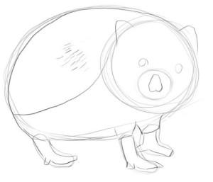 как-нарисовать-ежика-карандашом-поэтапно-2