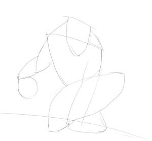 как-нарисовать-оборотня-карандашом-поэтапно-1