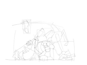 Как-нарисовать-Мадагаскар-карандашом-поэтапно-2