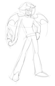 Как-нарисовать-Сульфуса-карандашом-поэтапно-2