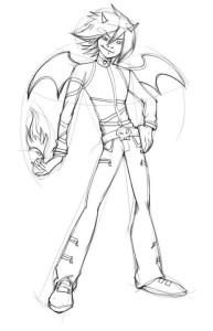 Как-нарисовать-Сульфуса-карандашом-поэтапно-3