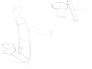 Как-нарисовать-баскетболиста-карандашом-поэтапно-1